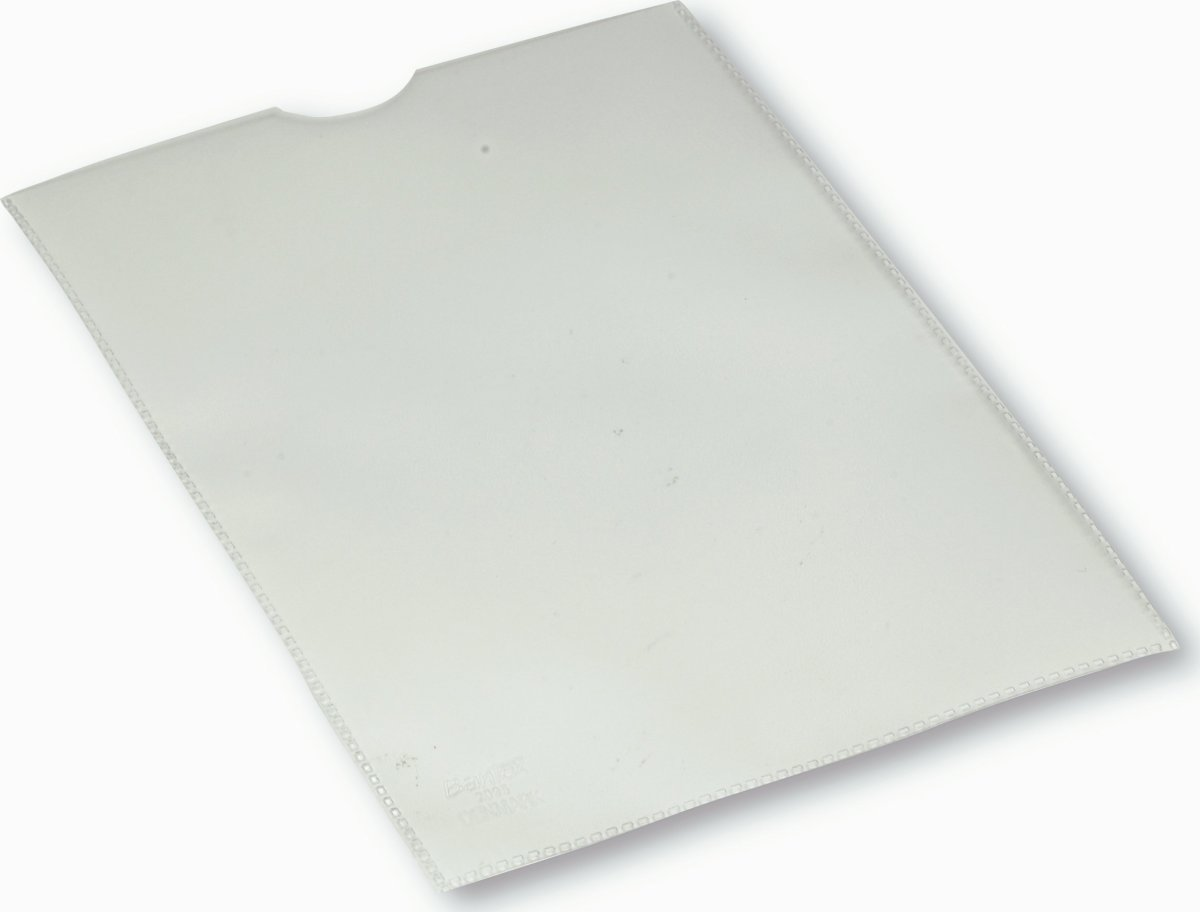 Bantex etui, A5, PP, 0,12mm, 100stk
