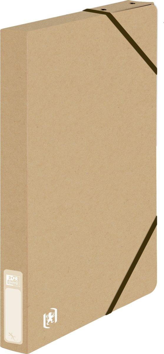 Elba Touareg dokumentbox A4, 35mm, natur