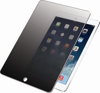 "PanzerGlass privacyfilter til iPad Air 1/2/Pro9,7"""