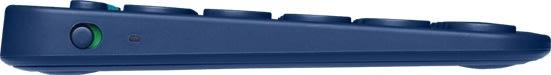 Logitech K380 Bluetooth Keyboard(Nordisk), sort