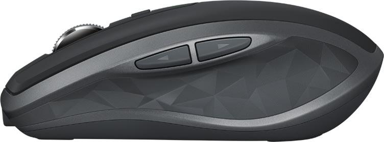 Logitech MX Anywhere 2S trådløs mus, sort