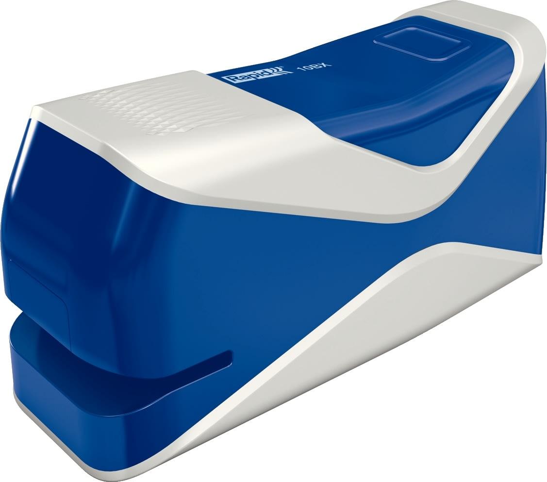 Rapid 10BX Elektrisk hæftemaskine, blå