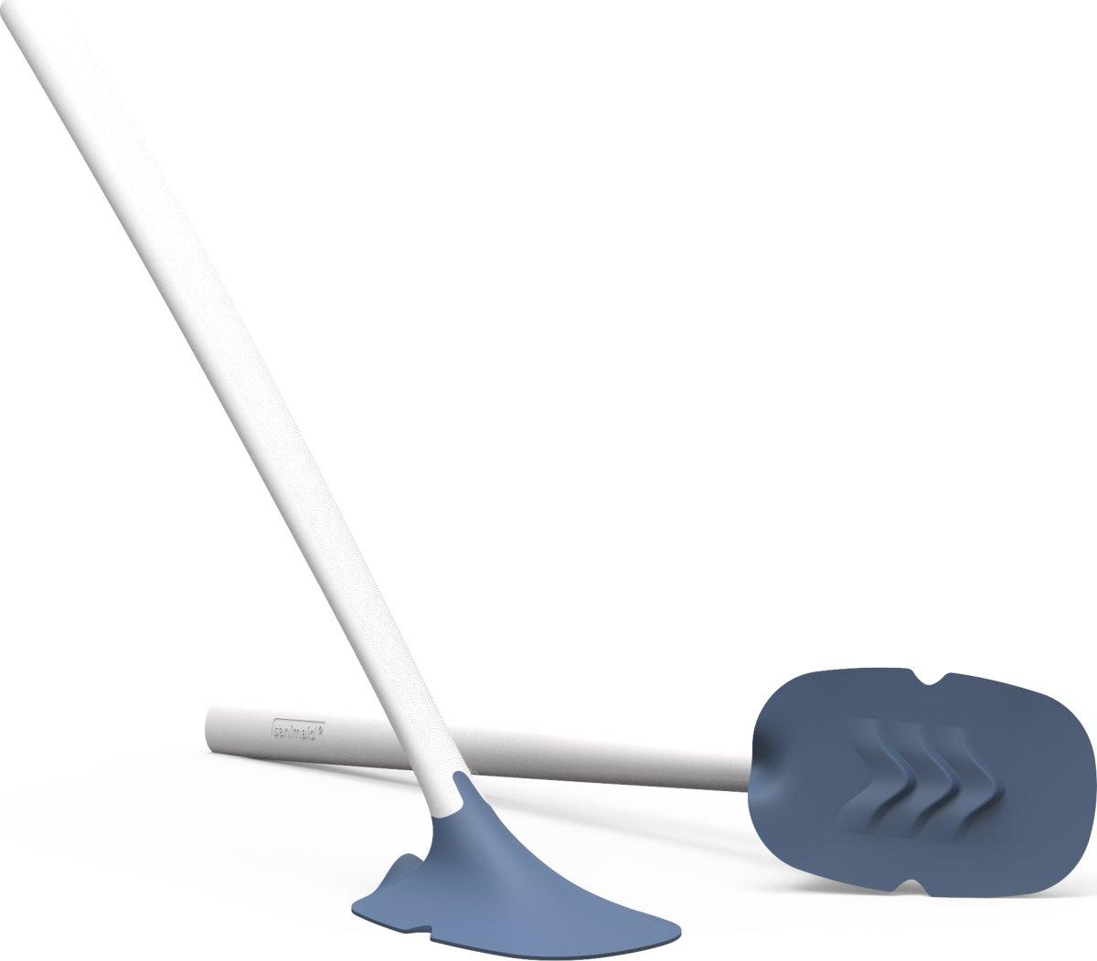 Sanimaid Toiletbørste løs, hvid