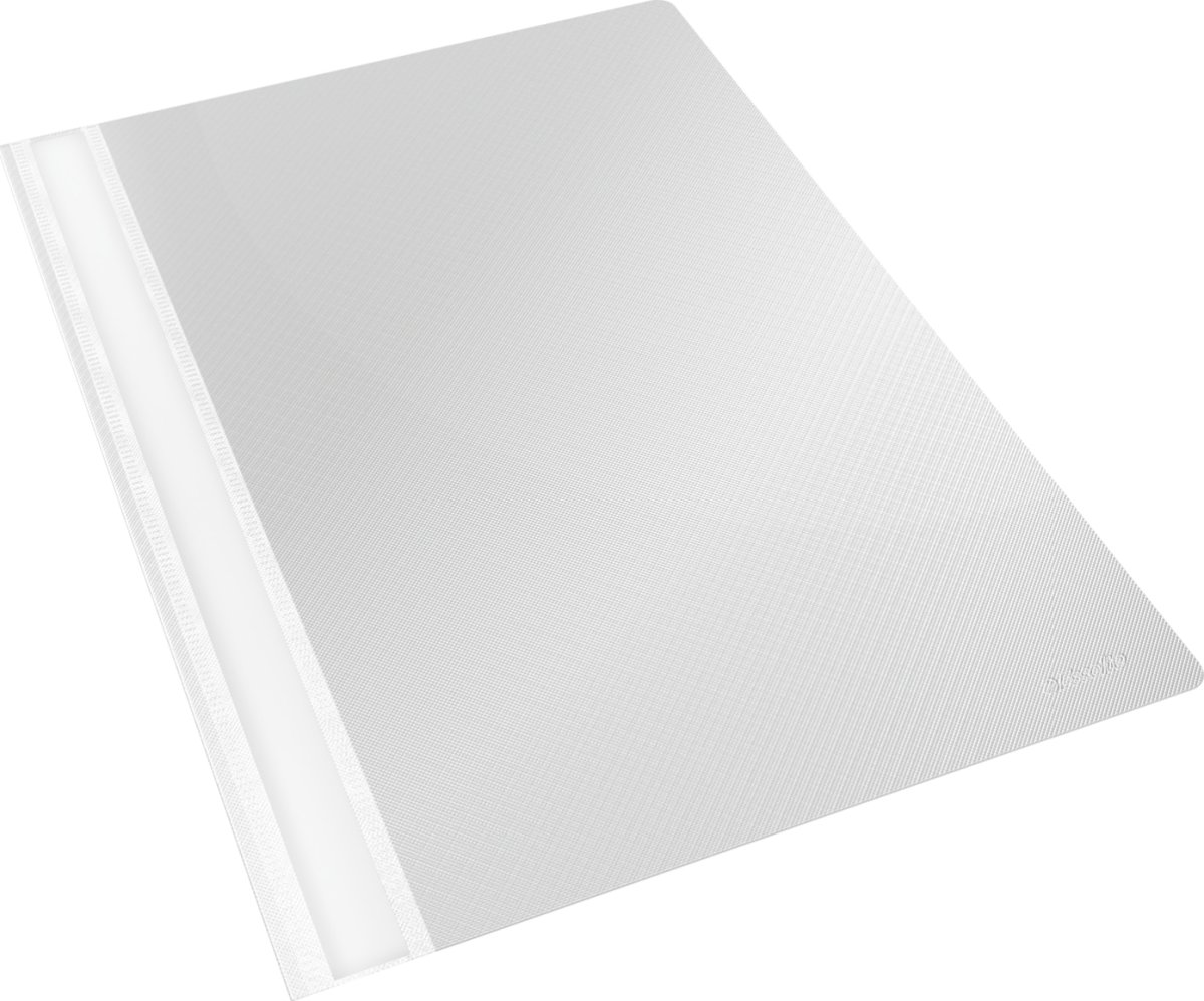 Esselte Vivida tilbudsmappe, A4, uden lomme, hvid