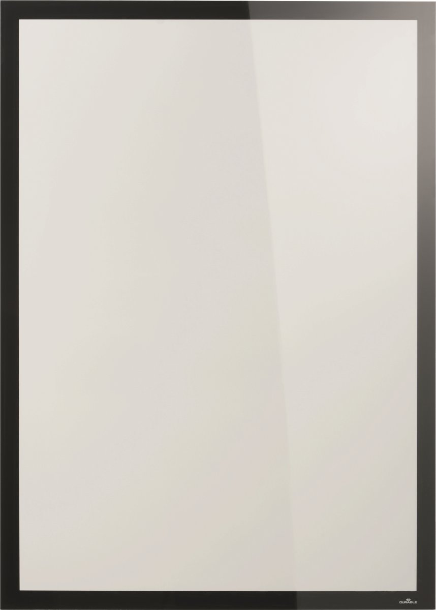 Durable Poster Sun Magnetramme 50 x 70 cm, sort