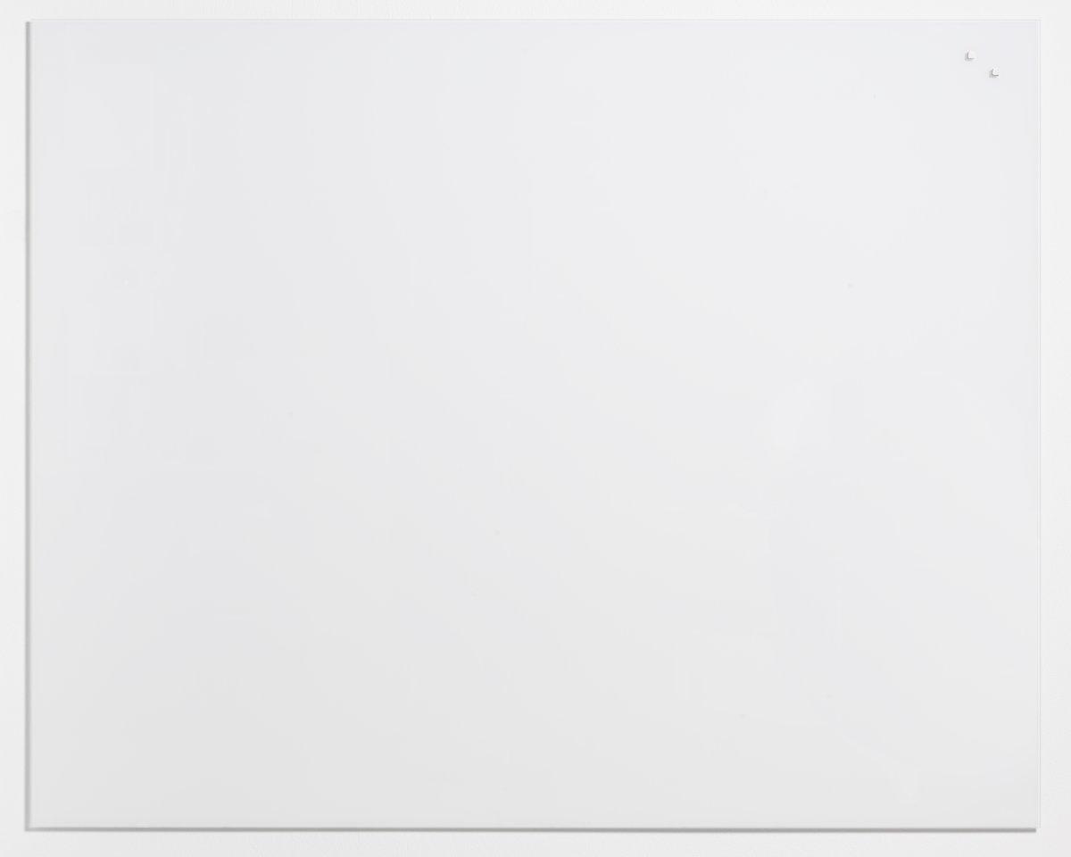 NAGA  magnetisk glastavle, 150x120 cm, pure white