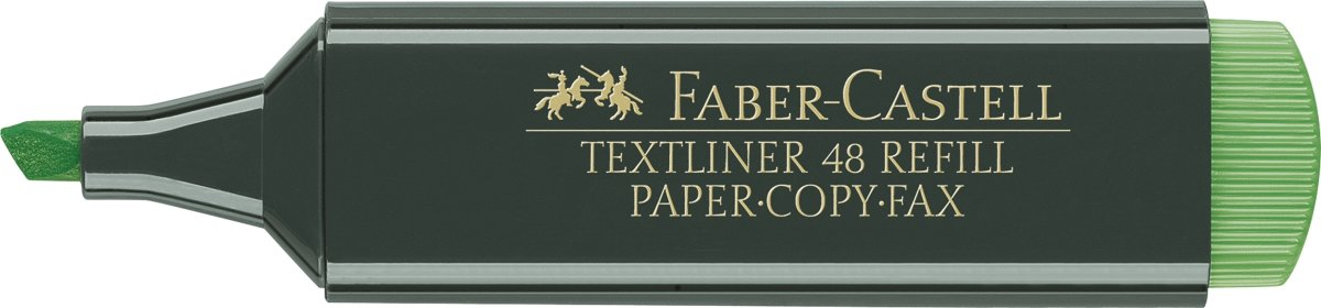 Faber-Castell overstregningspenne, 4 stk. ass.