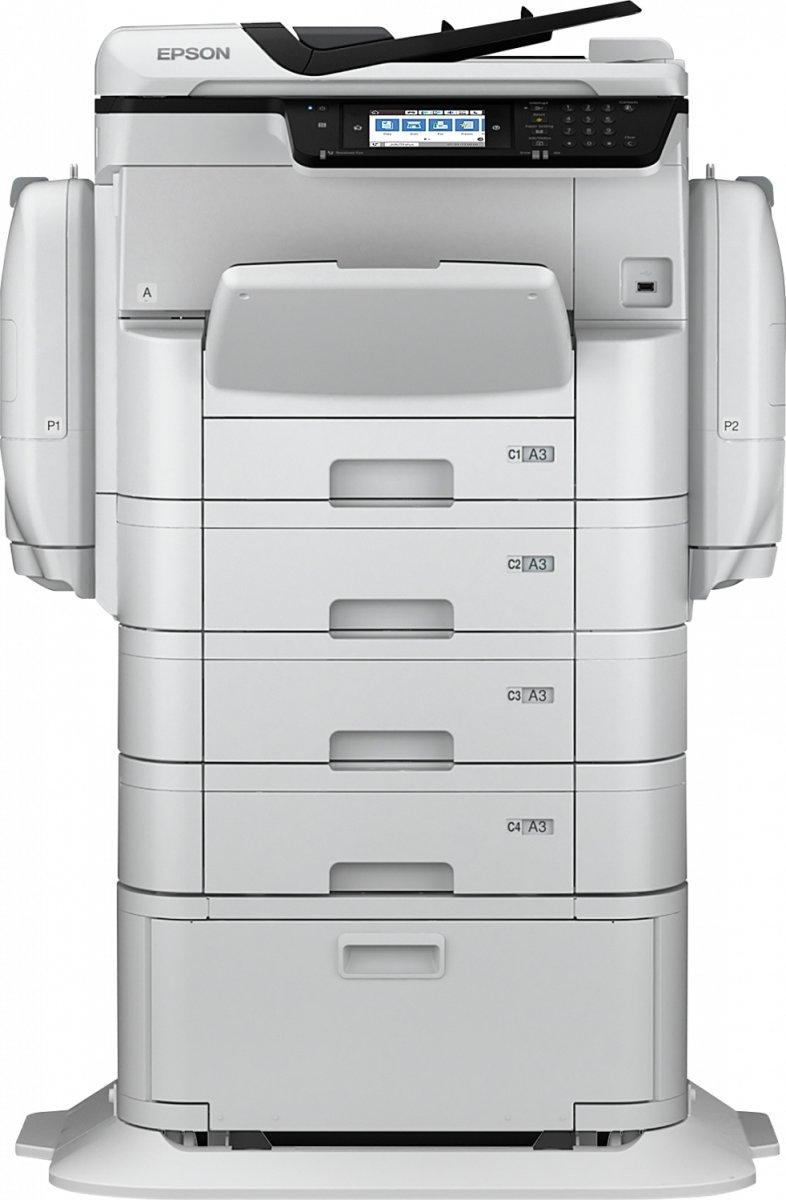 Epson WorkForce Pro WF-C869RDTWFC blæk MFP