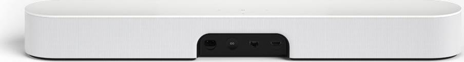Sonos Beam soundbar/trådløs højttaler, hvid