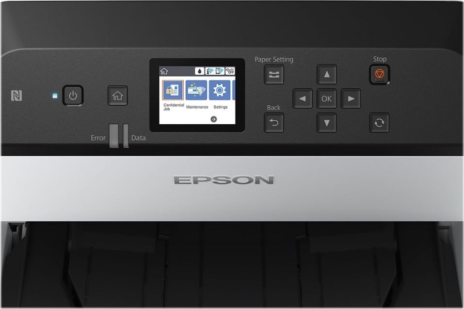 EPSON WorkForce Pro WF-C8190DTW