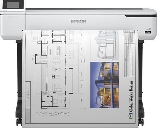 Epson SureColor SC-T5100 36'' storformatsprinter