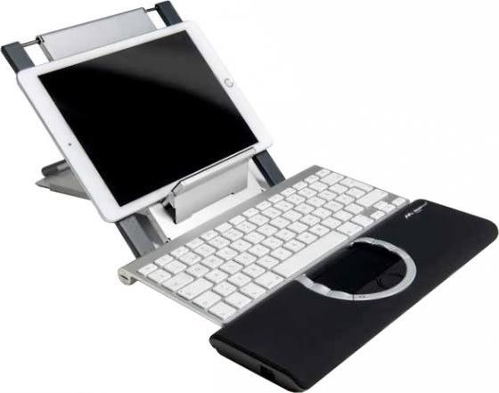 Mousetrapper bordholder til bærbare og tablets