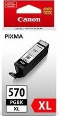 Canon PGI-570XL blæktank m./sec, sort