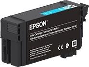 Epson T40C240 blækpatron, cyan