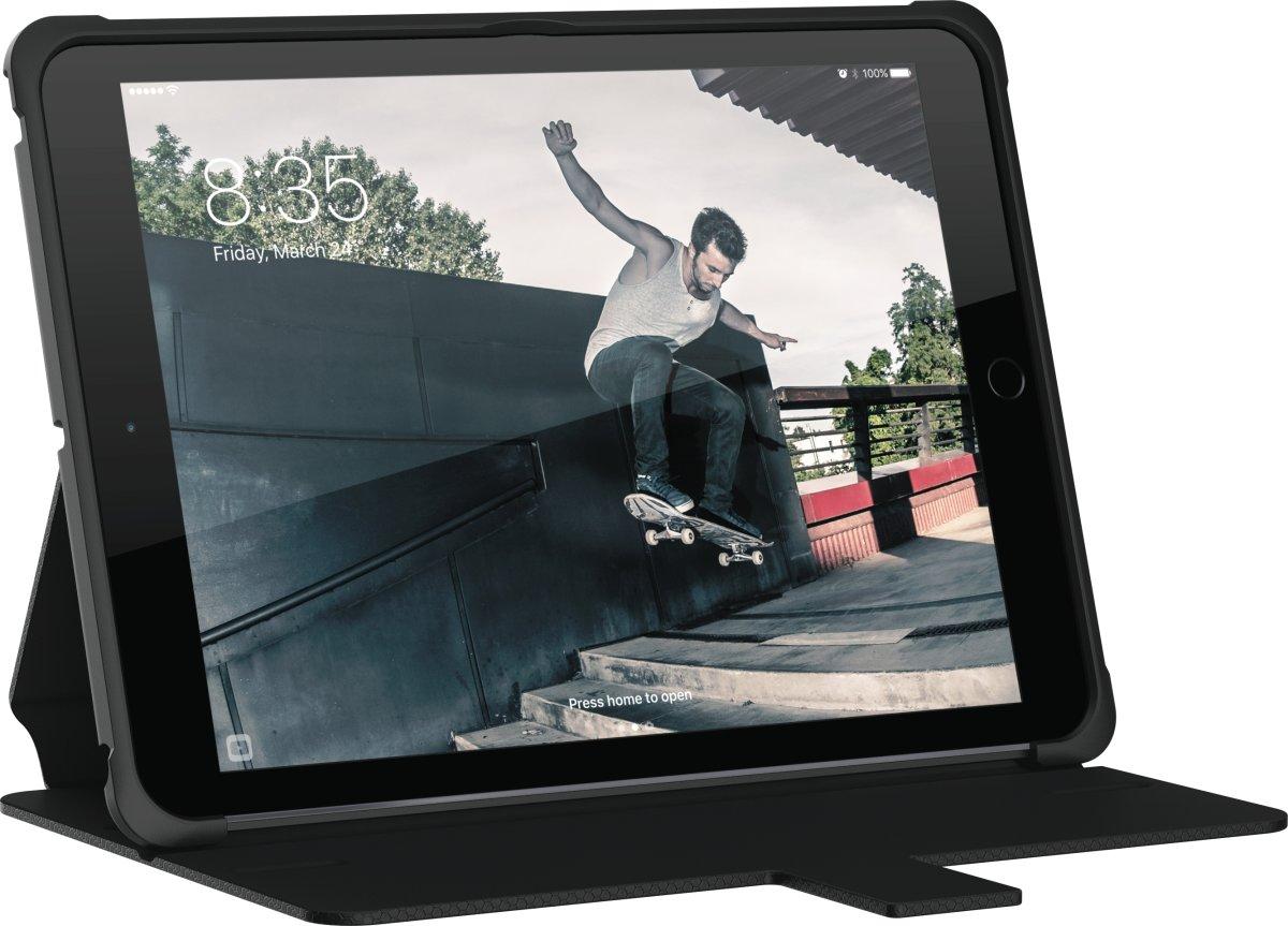 AUG Metropolis iPad cover, sort