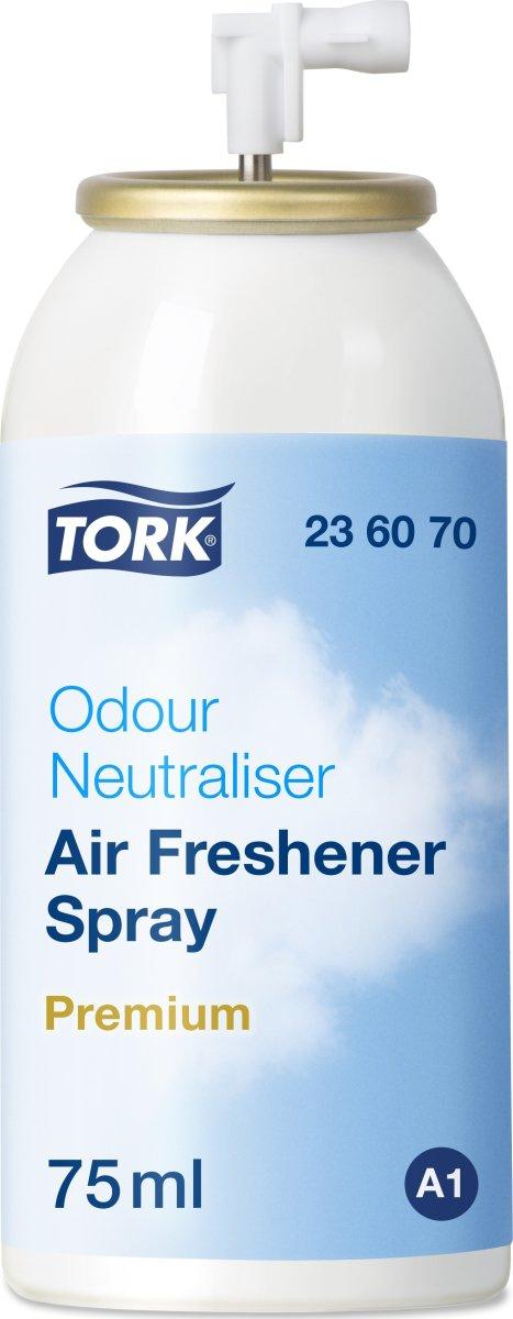Tork A1 Premium Luftfrisker spray, neutral