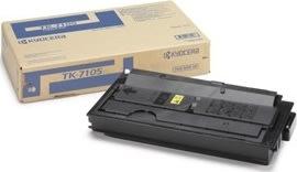 Kyocera TK-7105 lasertoner, sort, 20000s