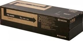 Kyocera TK-6305K lasertoner, sort, 35000s