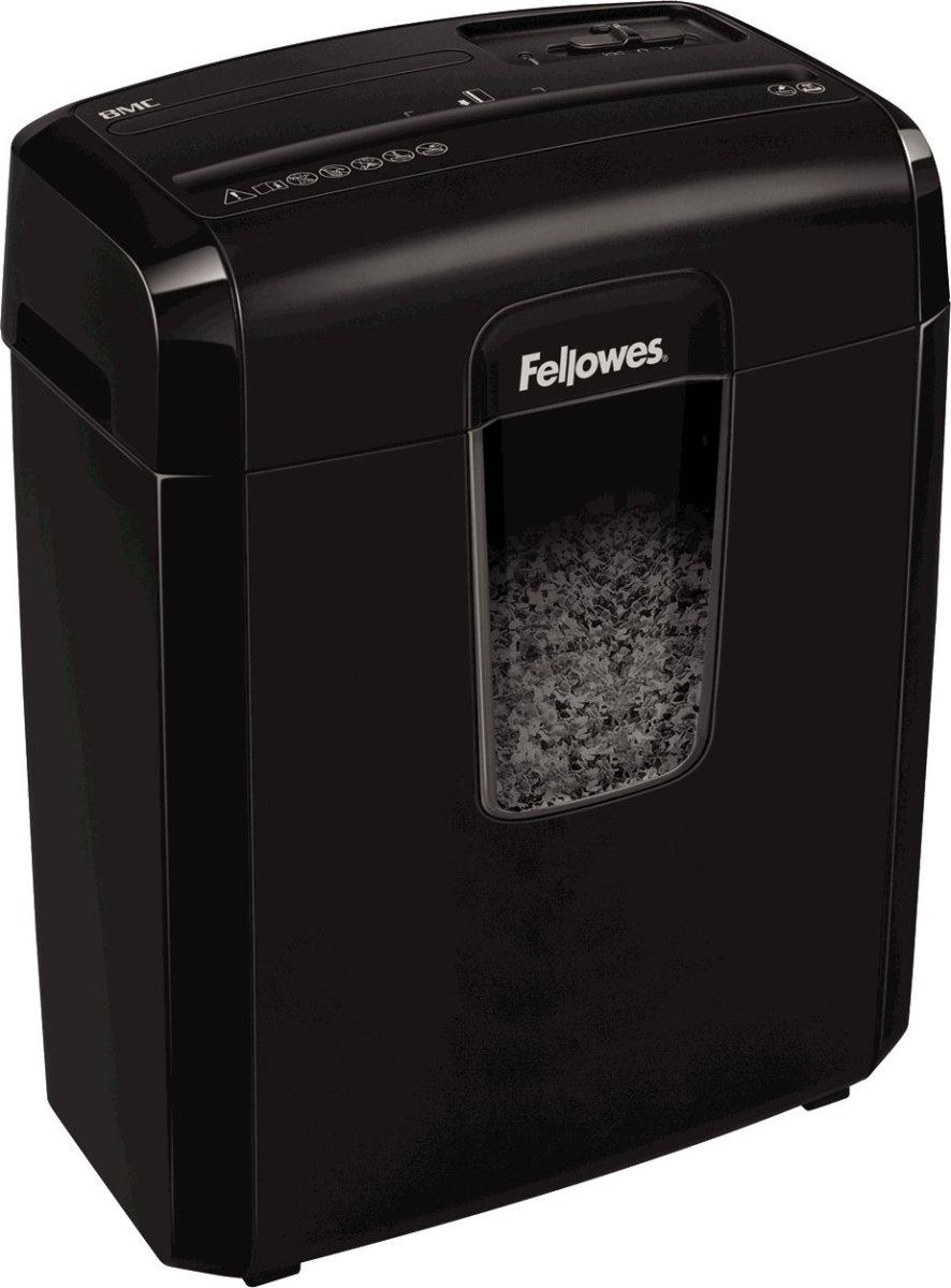 Fellowes Powershred 8Mc Micro-Cut makulator