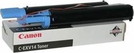 Canon C-EXV 14 lasertoner, sort, 8300s