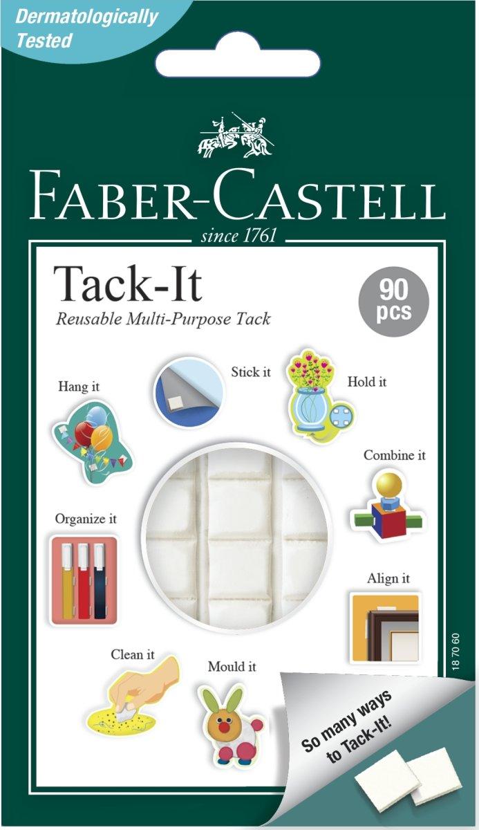 Faber-Castell Tack-it Klæbepuder