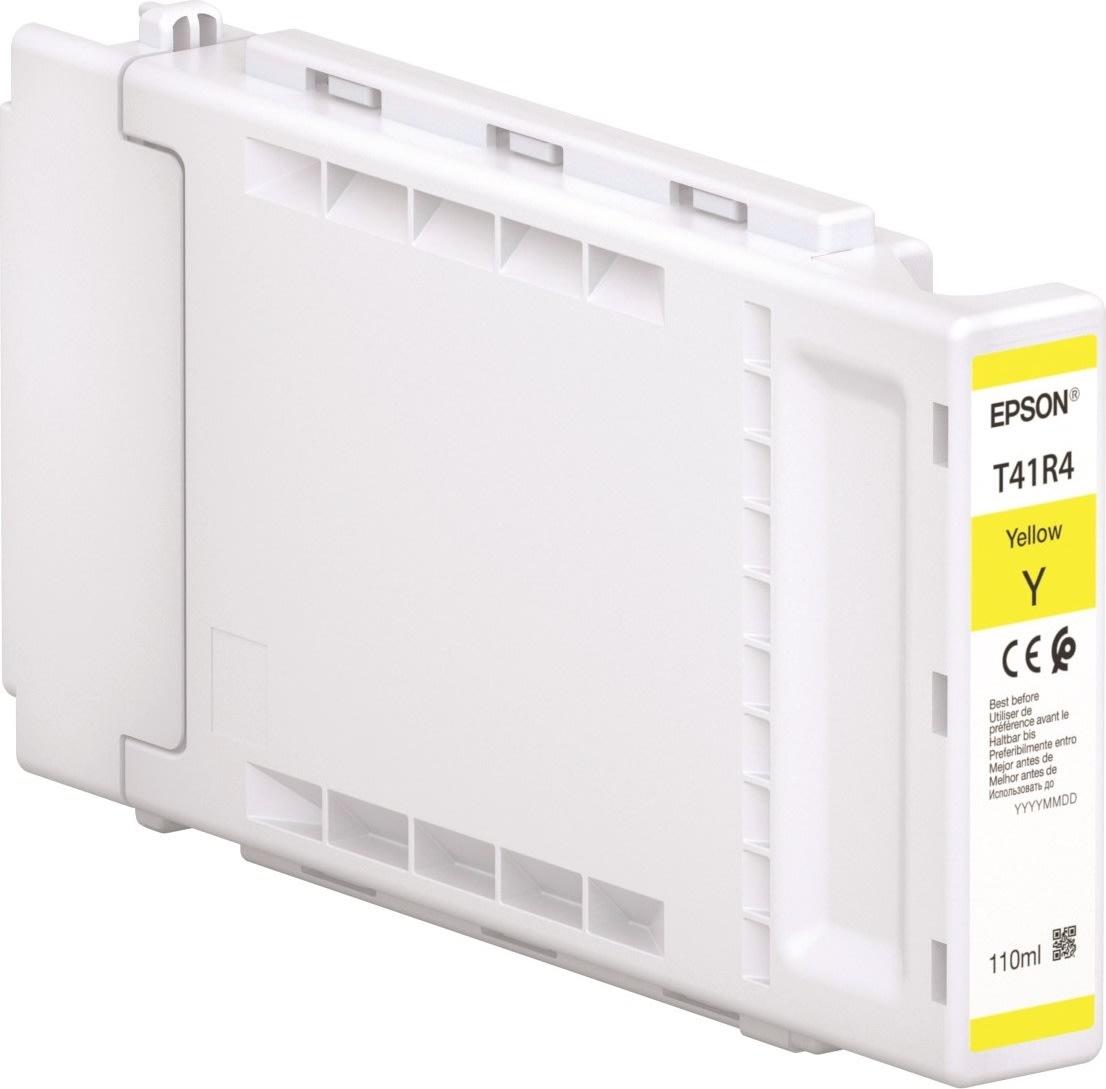 Epson XD2 T41R440 blækpatron, gul, 110ml