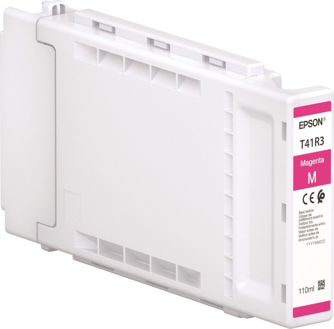 Epson XD2 T41R340 blækpatron, magenta, 110ml