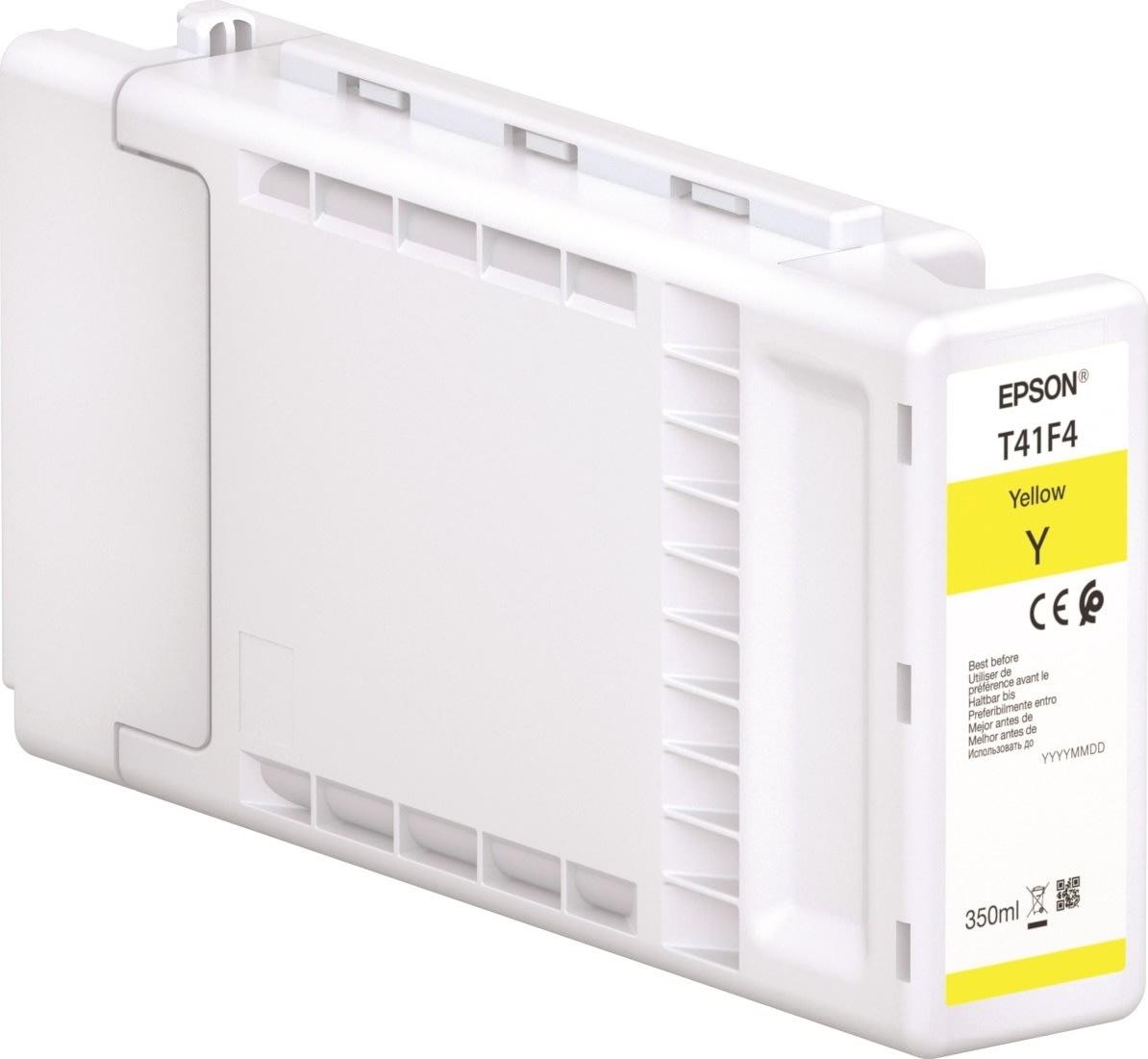 Epson XD2 T41F440 blækpatron, gul, 350ml