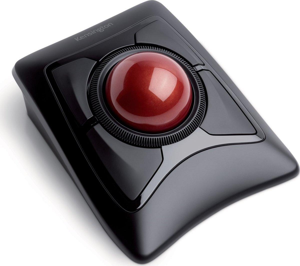 Kensington Expert trådløs trackball mus, sort
