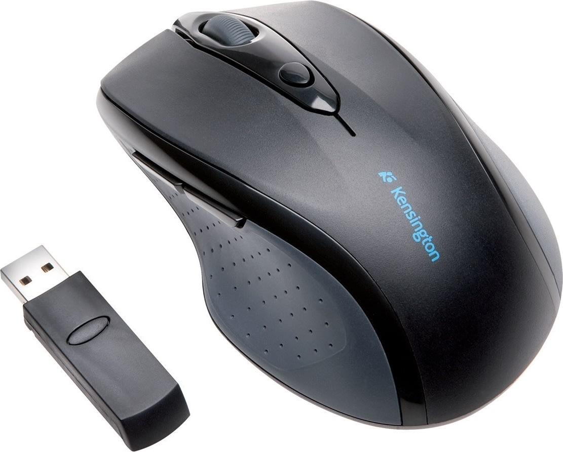 Kensington ProFit™ FullSize trådløs mus, sort