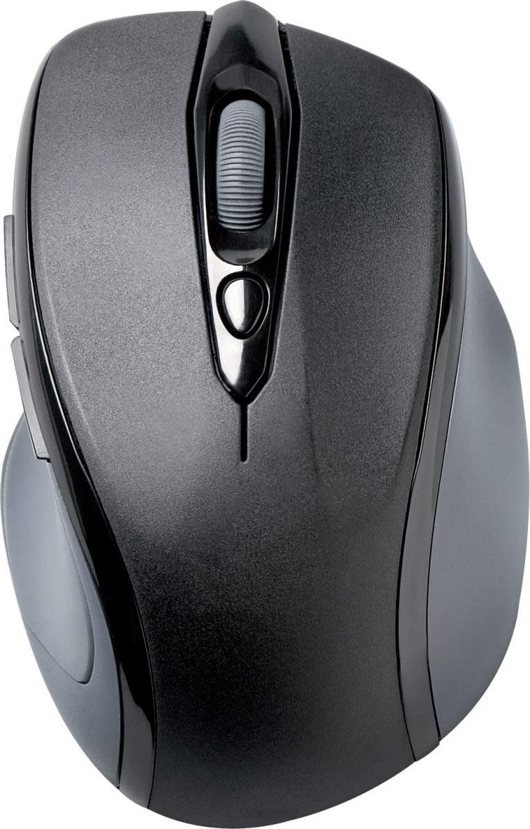 Kensington ProFit™ mellemstor trådløs mus, sort