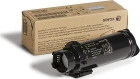 Xerox Phaser 6510 lasertoner, sort, 2500s