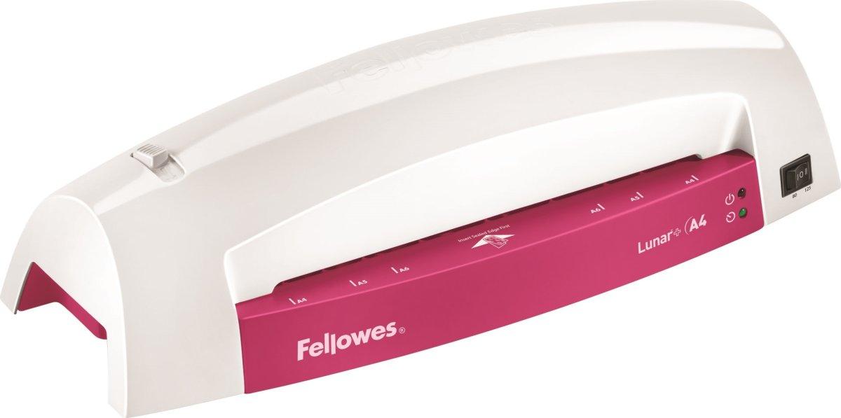 Fellowes Lunar+ A4 Lamineringsmaskine, lyserød