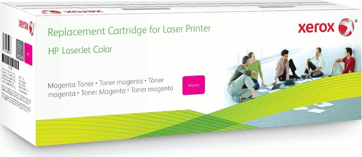 Xerox XRC Q6463A lasertoner, magenta