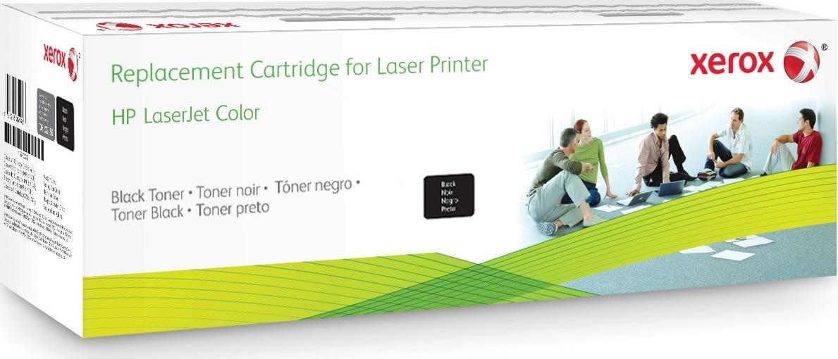 Xerox XRC lasertoner 380A, sort