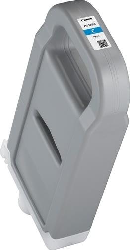 Canon PFI-1700C blækpatron, cyan, 700ml