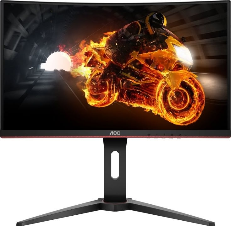 "AOC C24G1 24"" Gaming Full HD skærm"