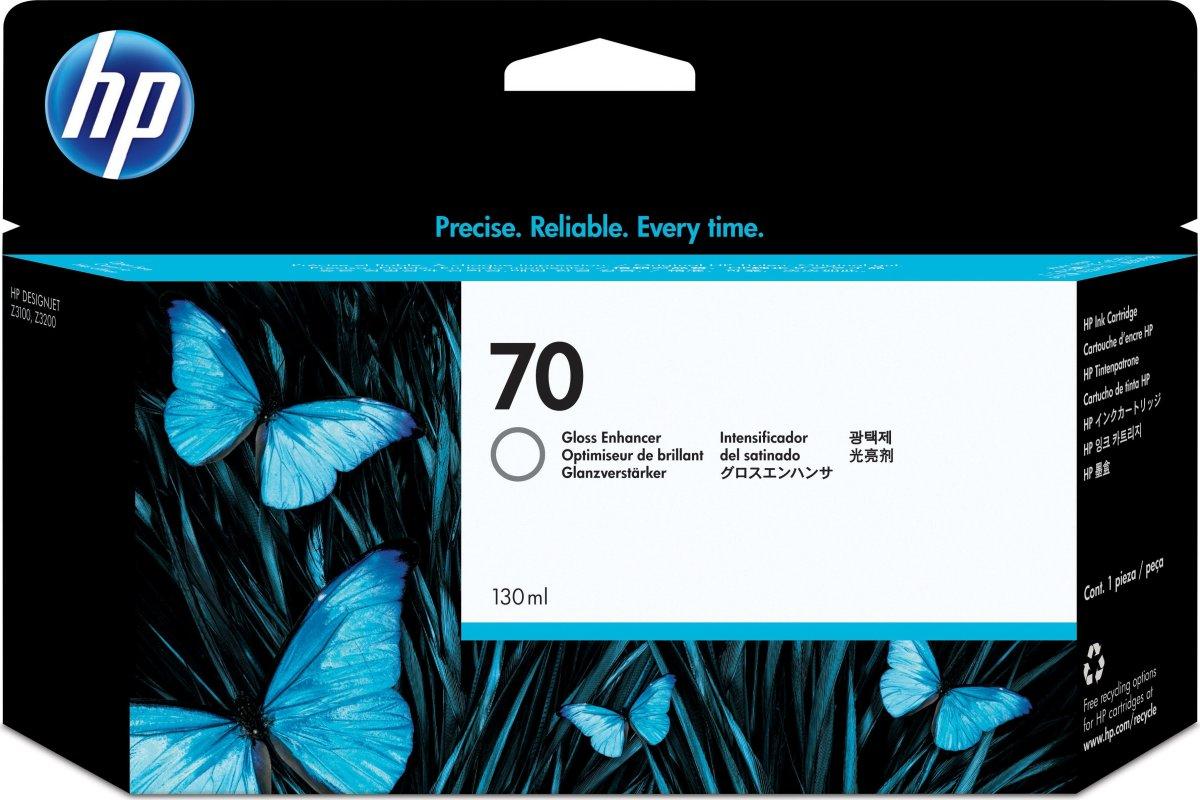 HP No70 gloss enhancer
