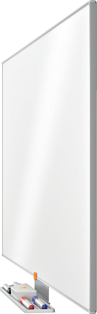 """Nobo widescreen NanoClean whiteboard i hvid, 55"""""""