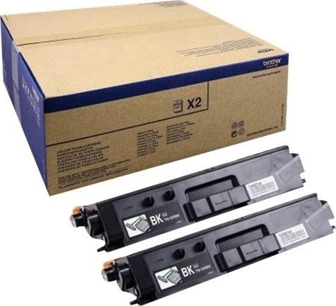 Brother HL-L8300 lasertoner, sort, 6000s, 2 stk