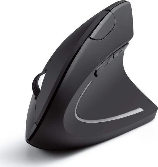 6D Ergonomisk optisk trådløs vertikal mus