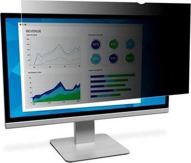 3M databeskyttelsesfilter til Dell U3415 monitor