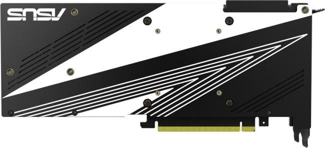 Asus VGA DUAL-RTX2080-O8G grafikkort