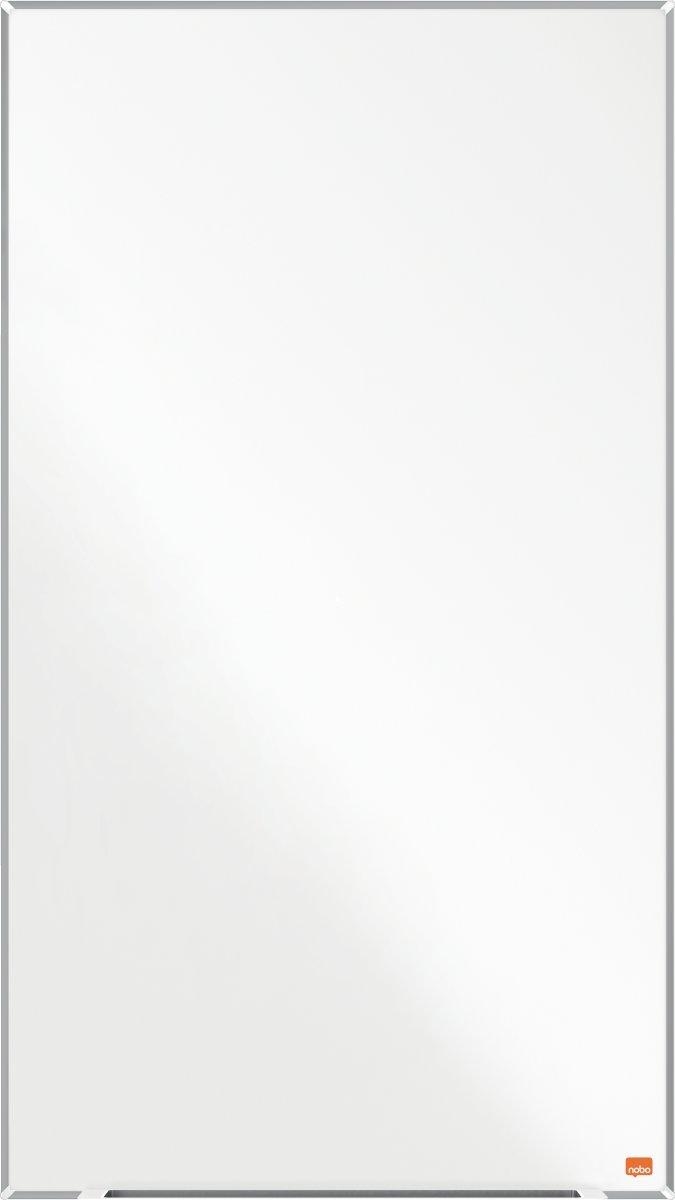 Nobo widescreen hvidt whiteboard – 88,3 x 156,1 cm