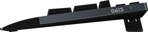 Logitech G613 gaming mekanisk tastatur, trådløst