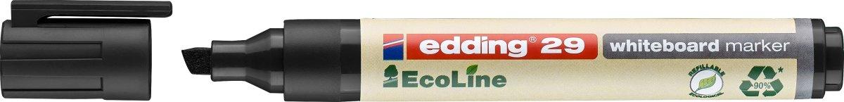 Edding 29 Ecoline Whiteboard Marker, sort