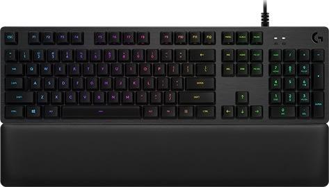 Logitech G513 Carbon RGB mekanisk gaming tastatur