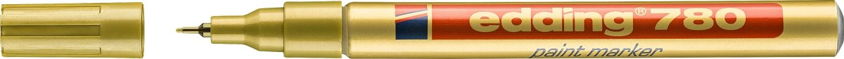 Edding 780 Paint Marker, guld
