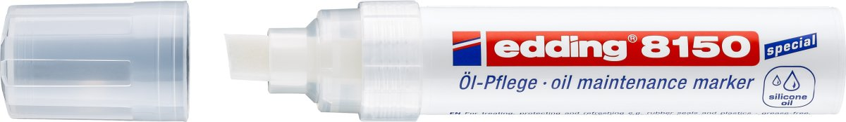 Edding 8150 Silikone Marker, transparent