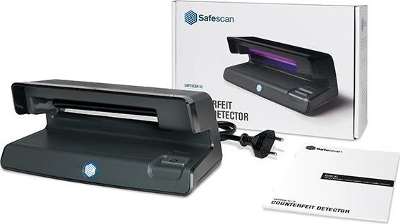 Safescan 50 Forfalskningsdetektor